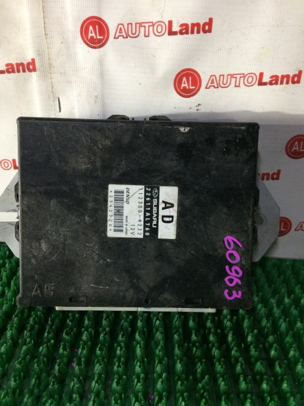 Блок управления двс Subaru Legacy BL5 EJ20X