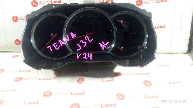 Щиток приборов Nissan Teana J32