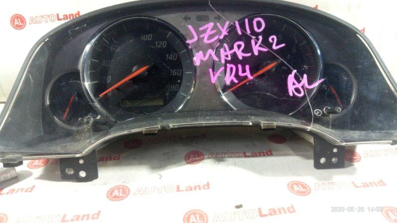 Щиток приборов Toyota Markii JZX110