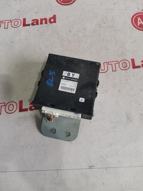Блок управления акпп Subaru Legacy BL5