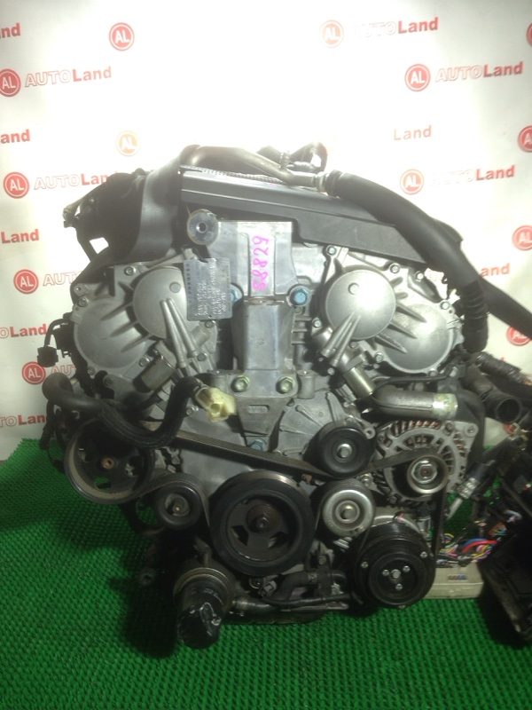 Двигатель Nissan Teana J32 VQ25