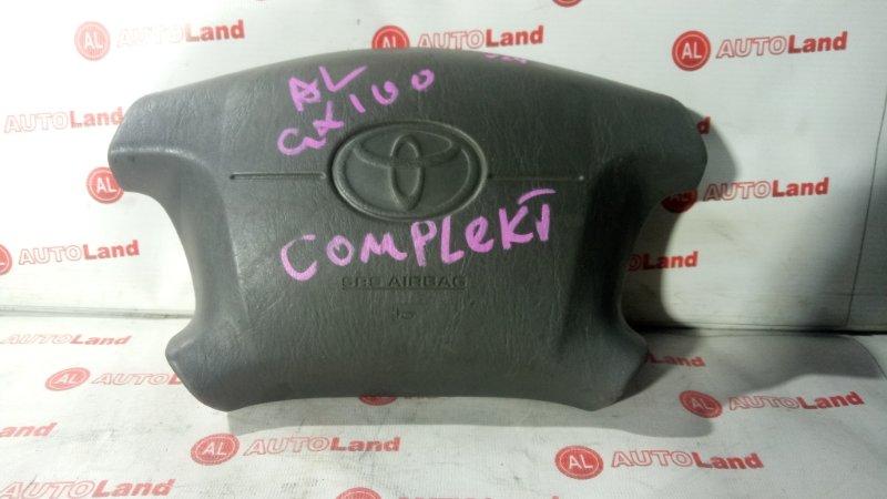 Крышка airbag Toyota Markii GX100 передняя правая