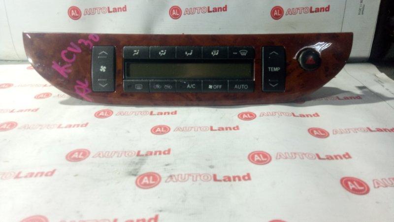Блок управления климат контроля Toyota Camry ACV30