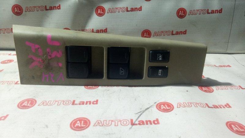 Блок управления стеклоподьемника Nissan Teana J31 передний правый