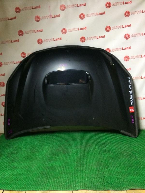 Капот Toyota Caldina ST246 3S-GTE