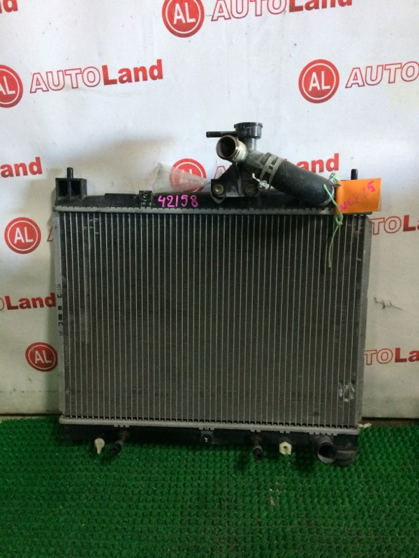 Радиатор основной Toyota Funcargo NCP25 1NZ-FE