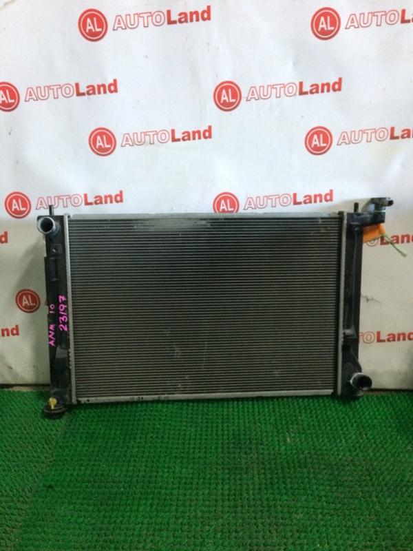 Радиатор основной Toyota Isis ANM10 1AZ-FSE