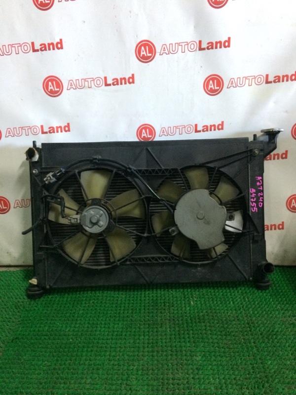 Радиатор основной Toyota Allion AZT240 1AZ-FSE
