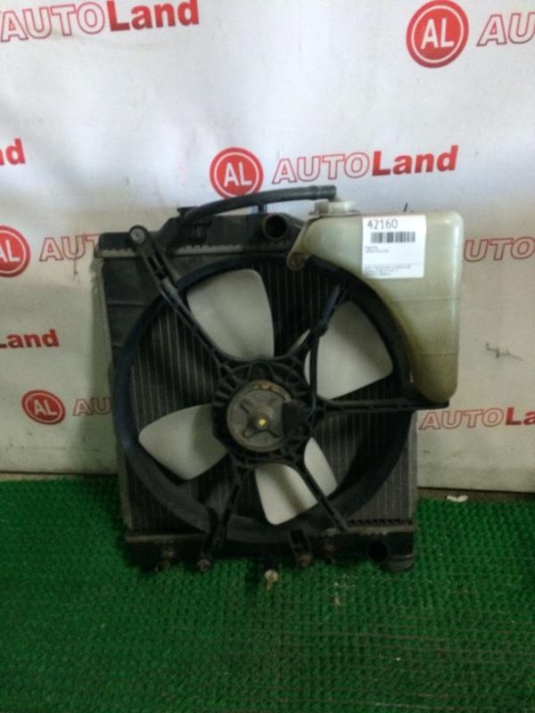 Радиатор основной Honda Capa GA4 D15B