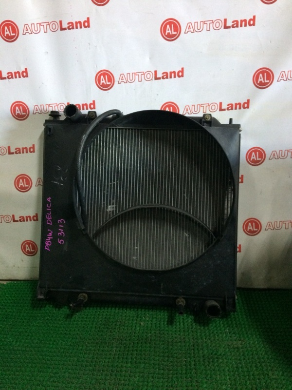 Радиатор основной Mitsubishi Delica PB4W 4G-64