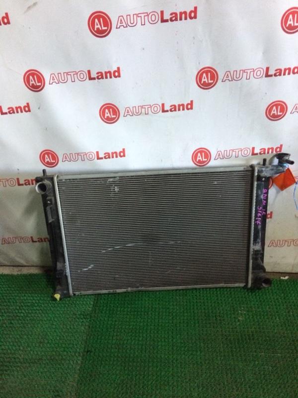 Радиатор основной Toyota Isis ANM15 1AZ-FE