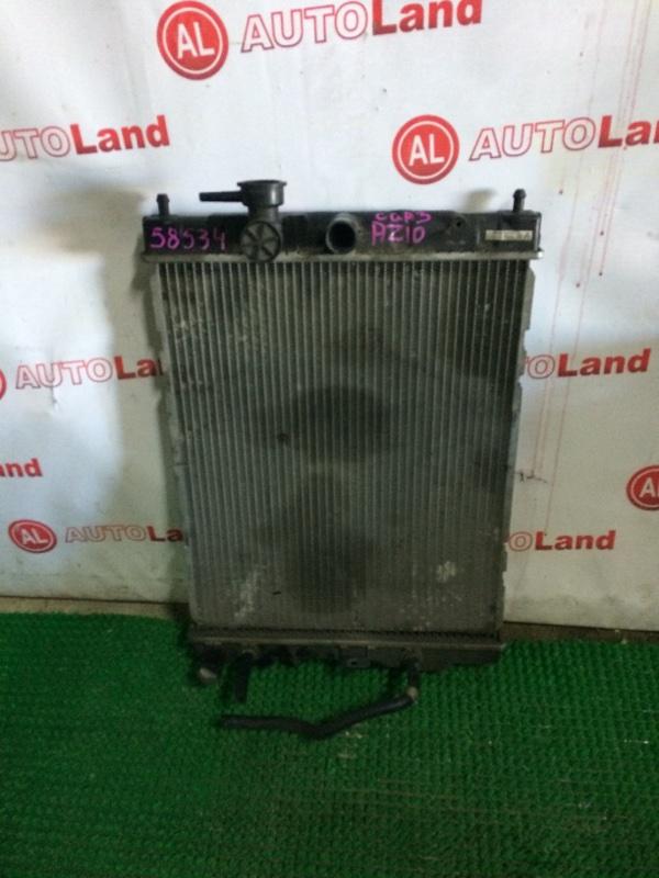 Радиатор основной Nissan Cube AZ10 CGA3