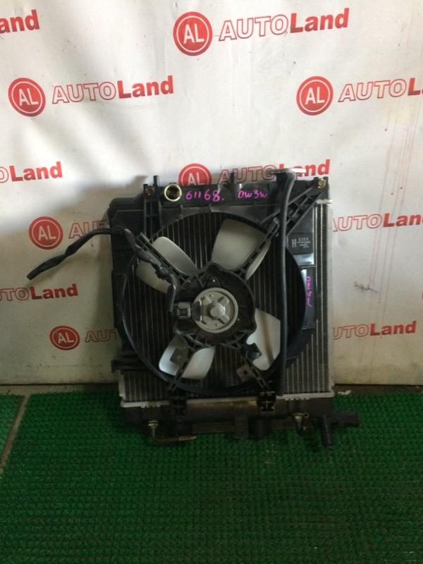 Радиатор основной Mazda Demio DW3W B3