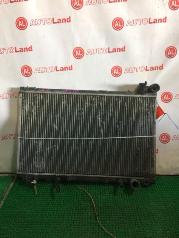 Радиатор основной Toyota Crown JZS175 2JZ-FSE