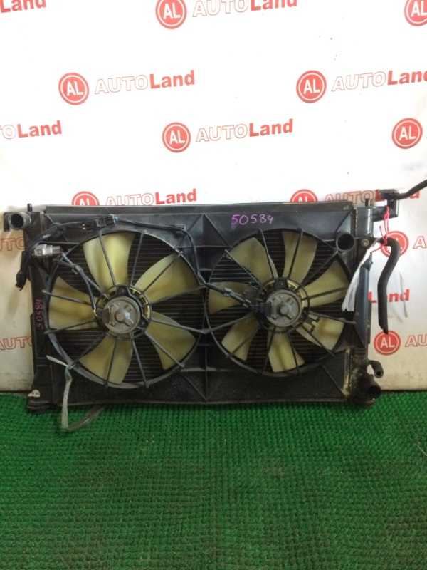 Радиатор основной Toyota Vista Ardeo ZZV50 1ZZ-FE