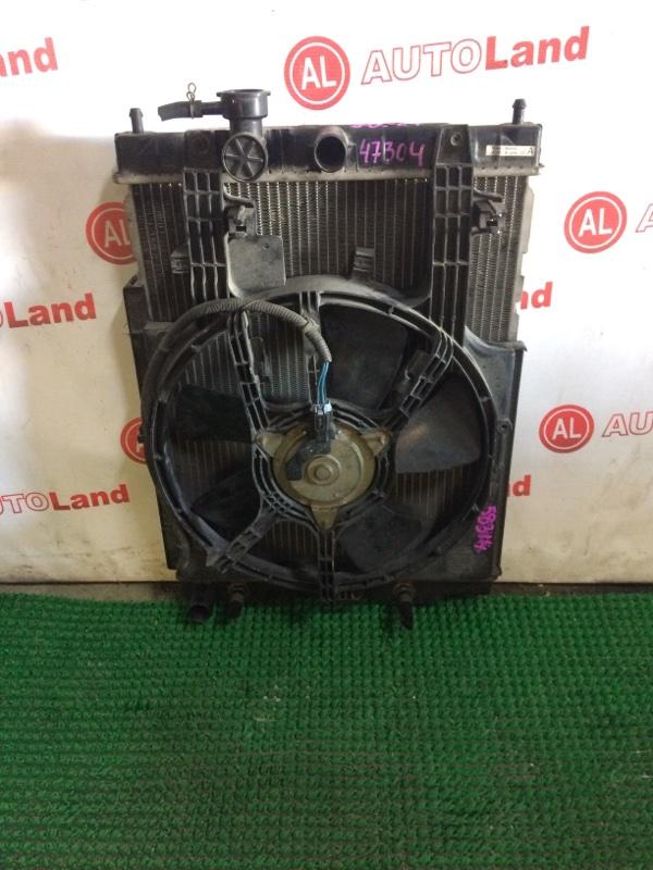 Радиатор основной Nissan Cube Z10 CG13