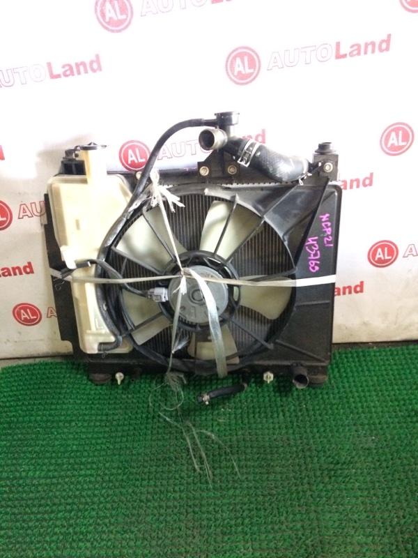 Радиатор основной Toyota Funcargo NCP21 1NZ-FE