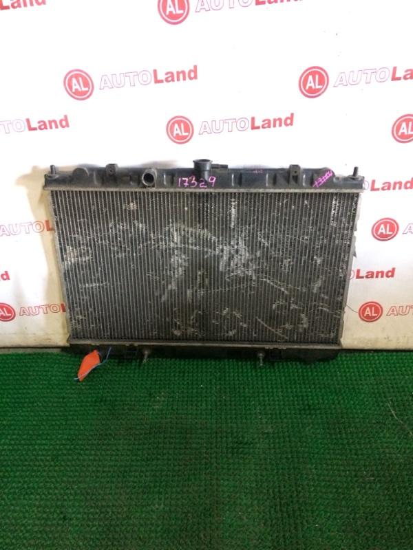 Радиатор основной Nissan Avenir W11 QG18