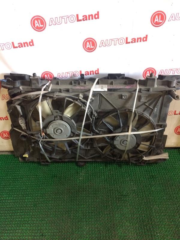 Радиатор основной Toyota Blade AZE156 2AZ-FE