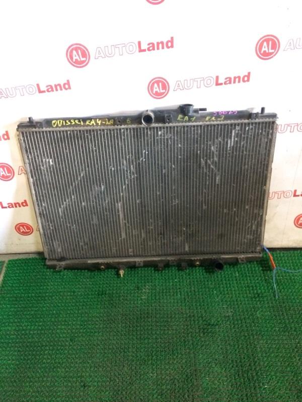 Радиатор основной Honda Odyssey RA2 F22B