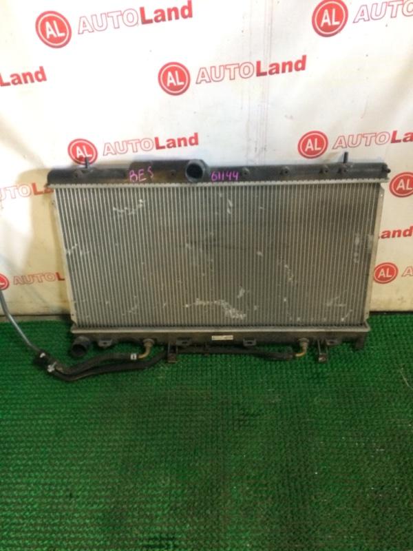 Радиатор основной Subaru Legacy BE5 EJ206