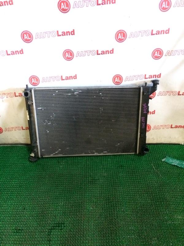 Радиатор основной Toyota Allion ZZT240 1ZZ-FE
