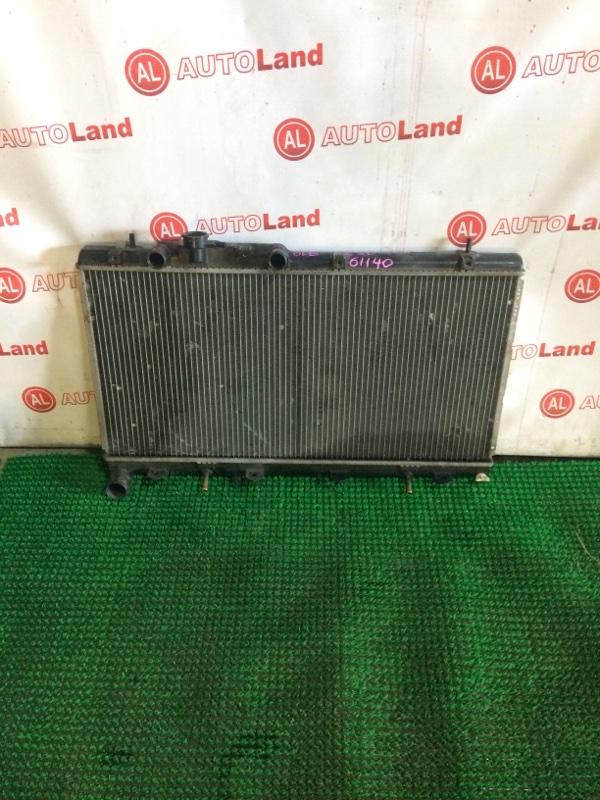 Радиатор основной Subaru Legacy BLE EZ30