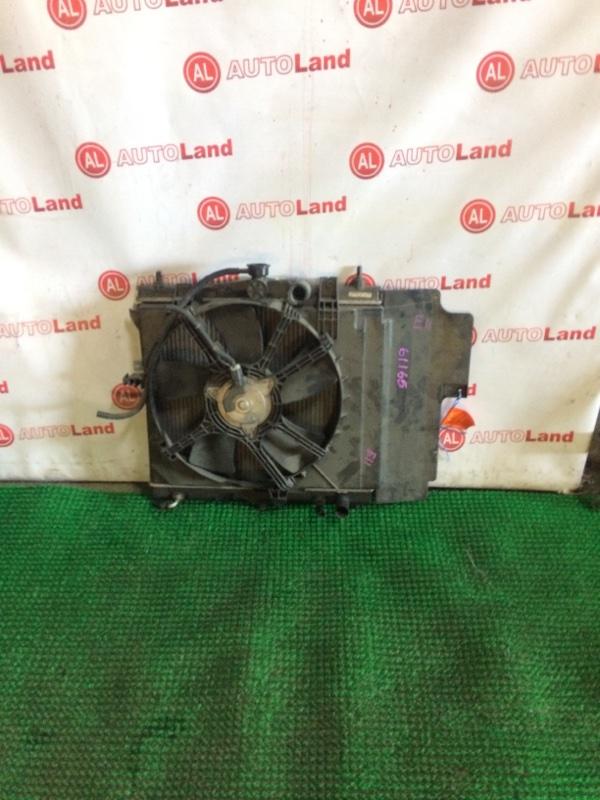 Радиатор основной Nissan Note E11 HR15