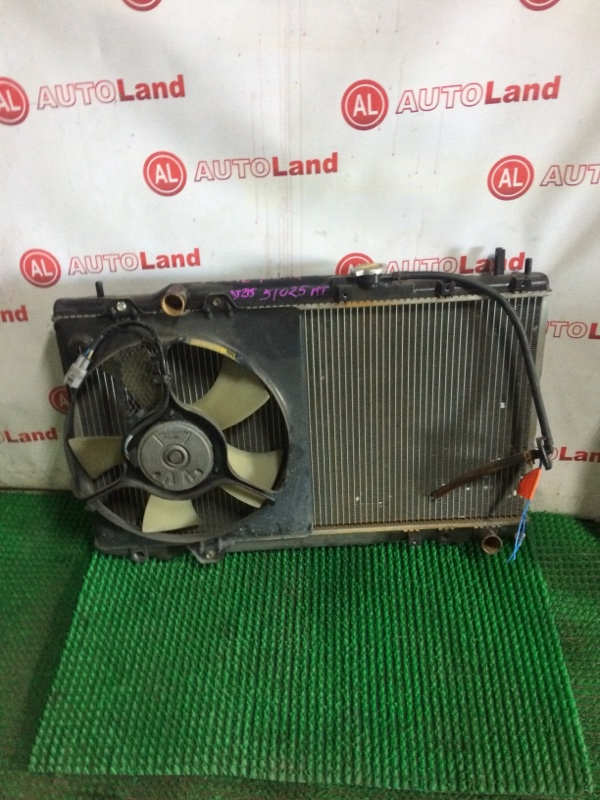 Радиатор основной Toyota Caldina ST215 3S-GTE