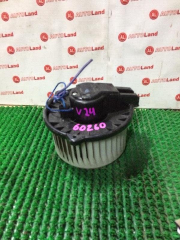 Мотор печки Toyota Noah AZR60 задний