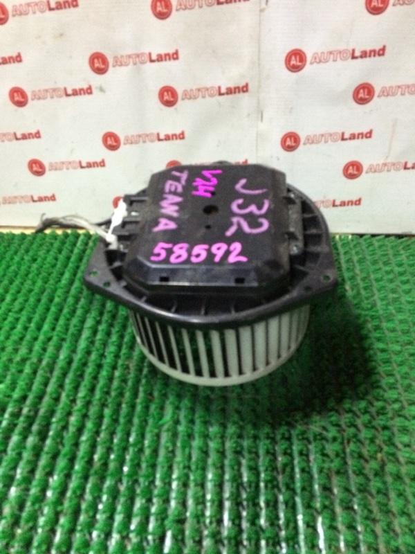 Мотор печки Nissan Teana J32