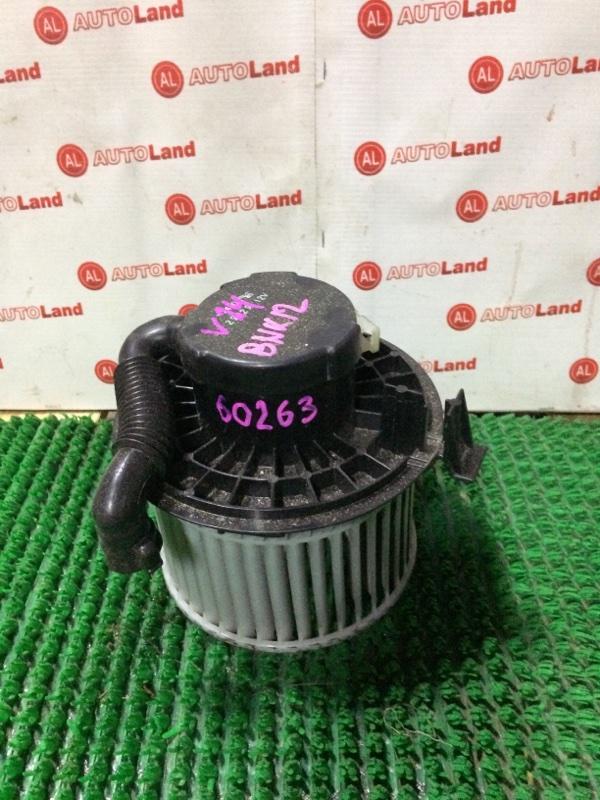 Мотор печки Nissan March K12