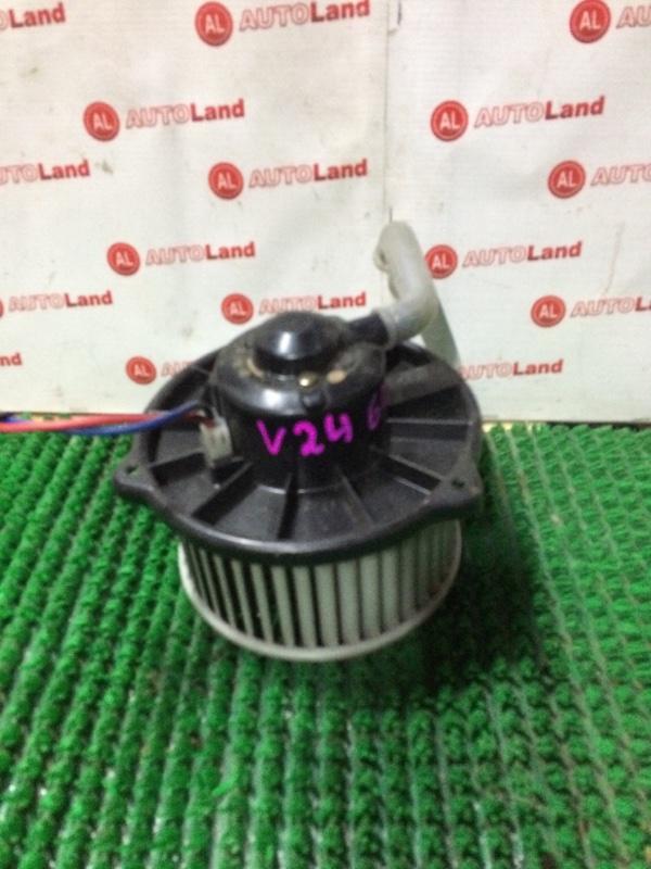 Мотор печки Mazda Demio DW3W