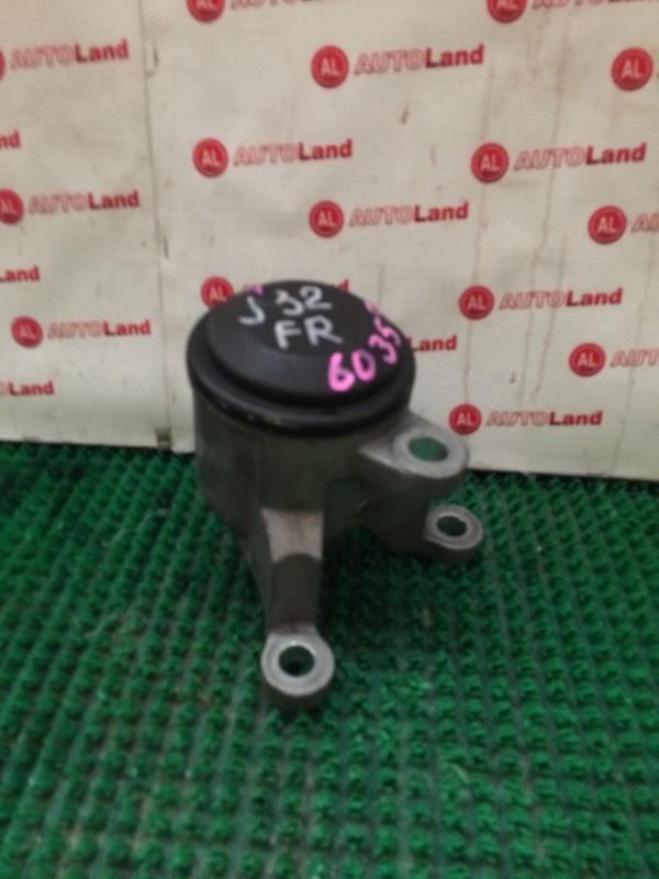 Подушка двигателя Nissan Teana J32 передняя правая