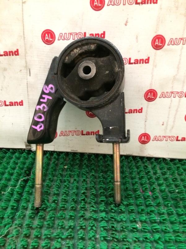 Подушка двигателя Toyota Raum NCZ20 задняя