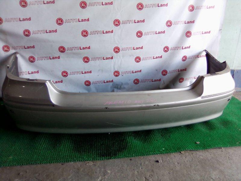 Бампер Toyota Premio NZT240 задний