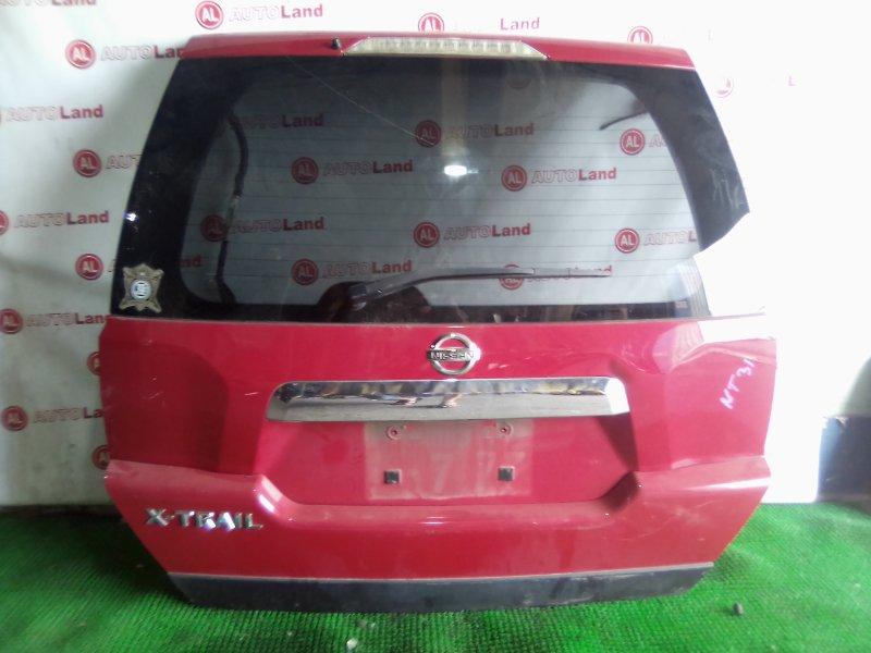 Дверь 5я Nissan Xtrail NT31