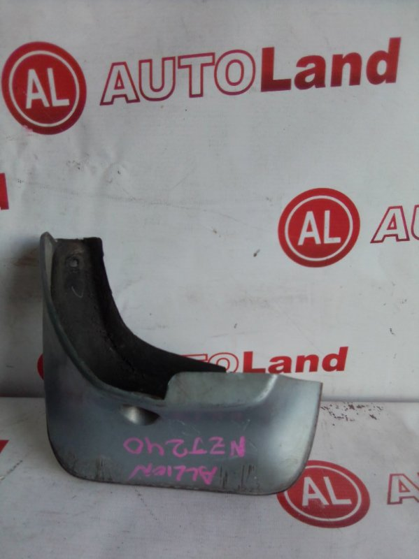 Брызговик Toyota Allion NZT240 задний левый