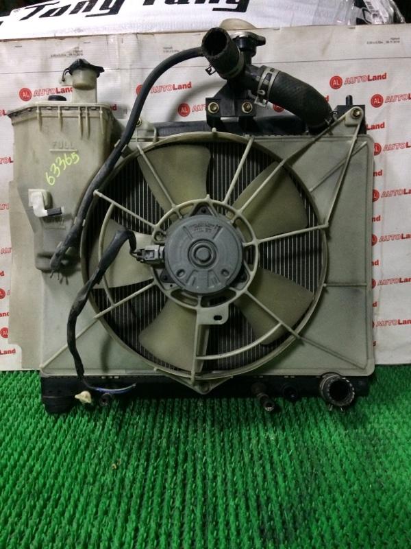 Радиатор основной Toyota Raum NCZ20