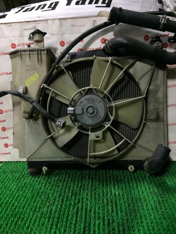 Радиатор основной Toyota Bb NCP31