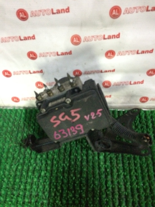 Блок abs Subaru Forester SG5