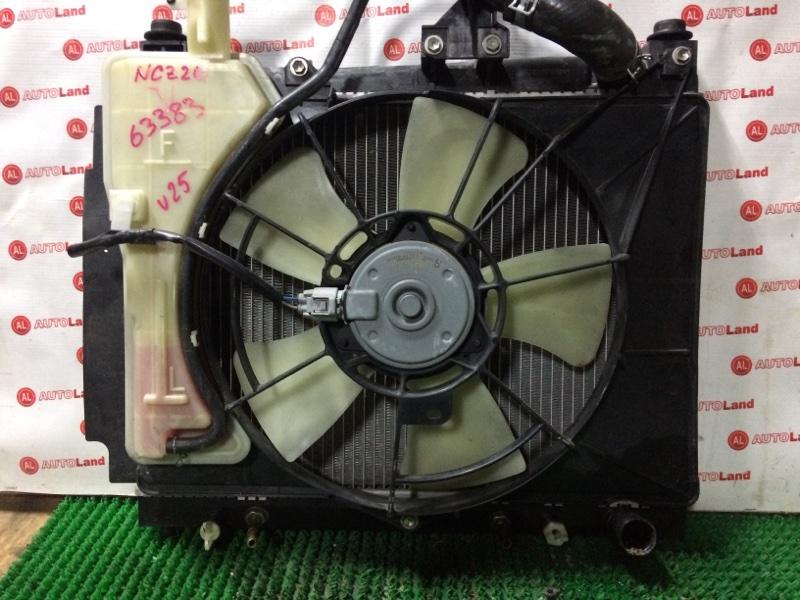Радиатор основной Toyota Raum NCZ20 1NZ-FE
