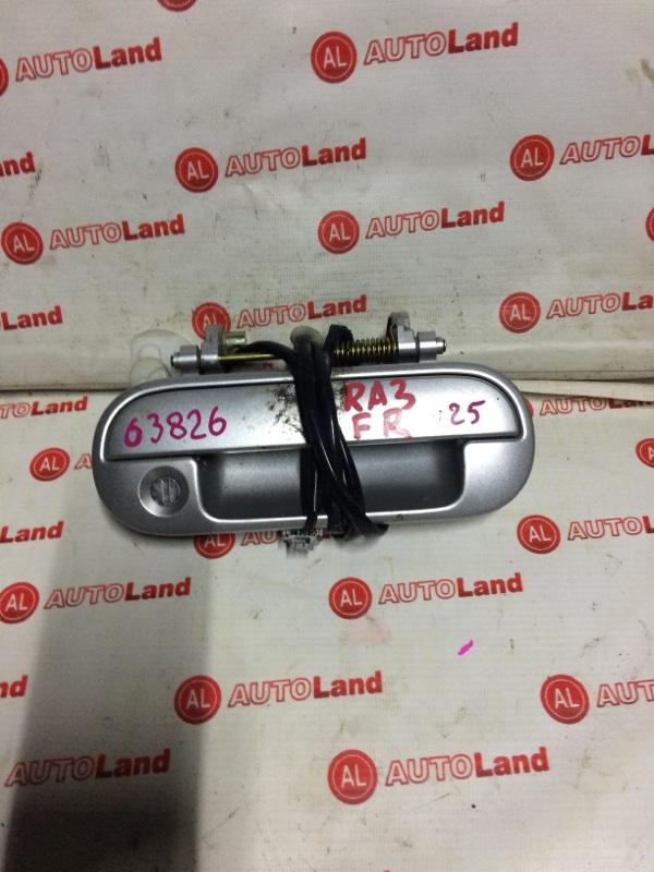 Ручка двери наружняя Honda Odissey RA3 передняя правая
