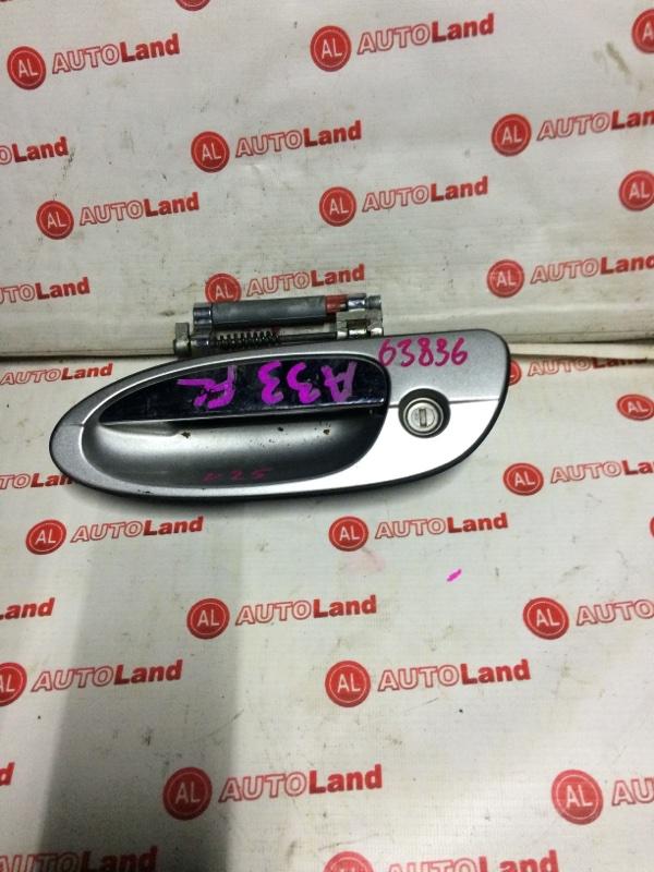 Ручка двери наружняя Nissan Cefiro A33 передняя левая