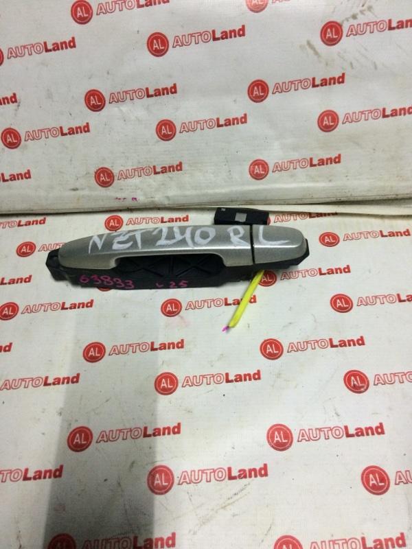 Ручка двери наружняя Toyota Allion NZT240 задняя левая