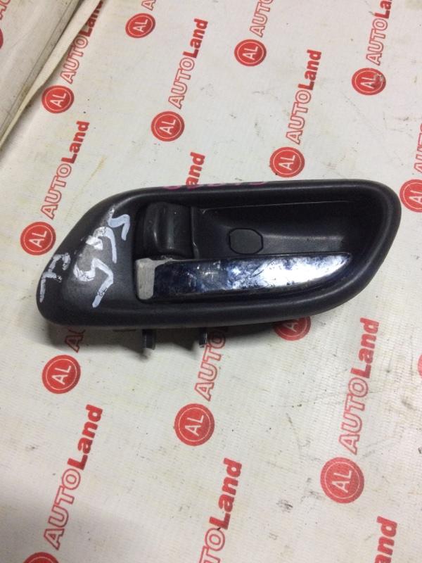 Ручка двери внутреняя Subaru Forester SG5 передняя левая
