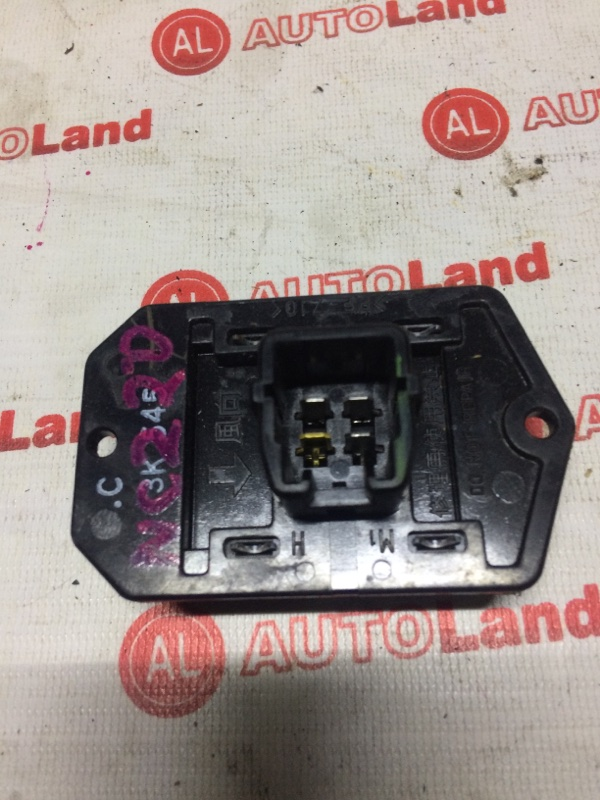 Реостат Toyota Raum NCZ20