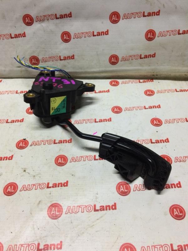 Педаль газа Nissan Xtrail NT31