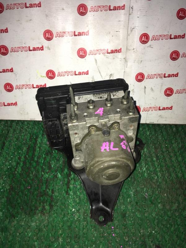 Блок abs Toyota Raum EXZ10