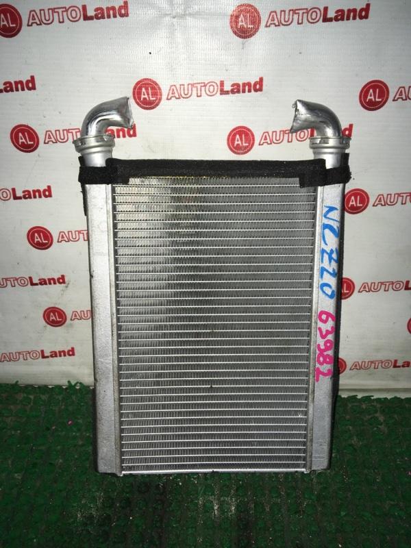 Радиатор печки Toyota Raum NCZ20